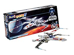 Star Wars Raumschiffe X-Wing Fighter Modell