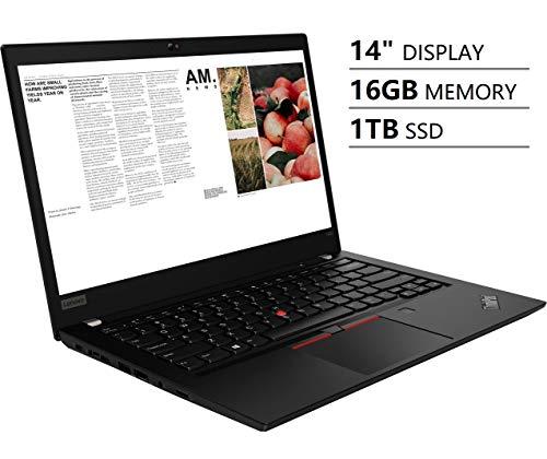 Lenovo Thinkpad T490 14' Full HD FHD (1920x1080) IPS...