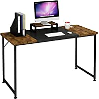 Magic Life Computer Desk with Monitor Stand