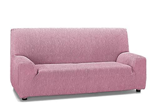 Martina Home Indiana Funda de sofá, Salmón, 3 Plazas
