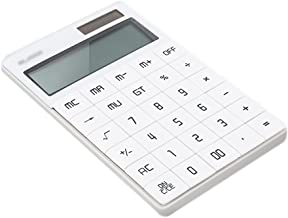 $32 » HJHJ Calculators Desktop Office 12 Digit Display Standard Function Electronic Calculator Solar and Button Battery Powered...