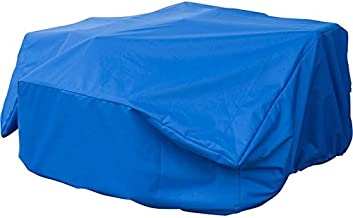RoofZone Cover for Penetrator 2+2 - Blue, 40in.L x 48in.W x 45in.H, Model Number 15536