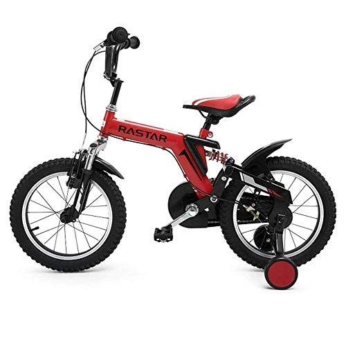Cheap QiYue Kid Bike Quick Connect Assembly, Handlebar Plaque & Training Wheels (Size : 16)