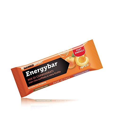 Namedsport EnergyBar box da 12x35 g. gusto APRICOT