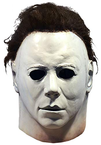 Trick Or Treat Studios - Halloween Michael Myers 1978 Mask, Officially Licensed White