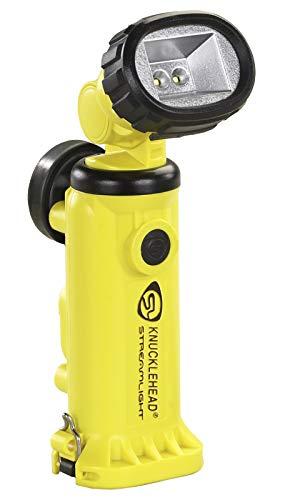 Streamlight 90628 Knucklehead DIV 2 Flood 230 V Ac/12 V DC, Color Amarillo