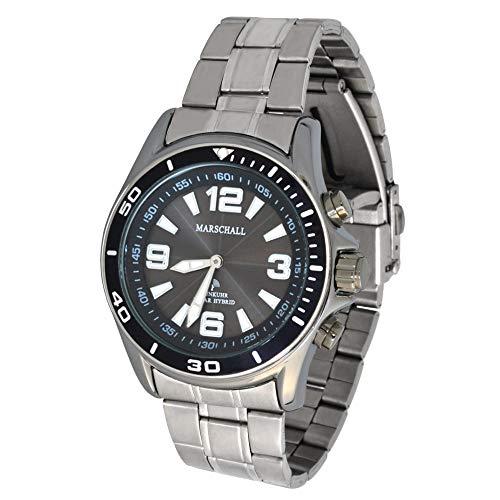 Solar-Hybrid Funkarmbanduhren mit Sprachausgabe, Sprechende Armbanduhr