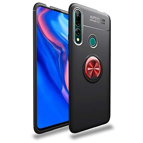 BIKANA Funda Compatible para Huawei Y9 Prime 2019/Huawei P Smart Z Carcasa[1*Micas de Cristal]Silicona…