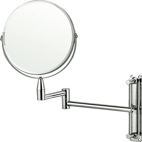 Kosmetikspiegel mit Wandhalterung Normal- und 3 fach Vergrößerung