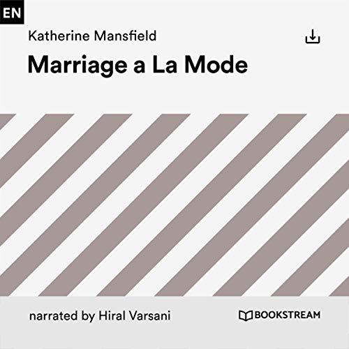Marriage a La Mode cover art