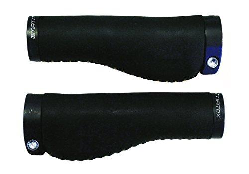 MATRIX Lenkergriff G2 Leder schwarz 135/135 mm SB-Verpackung schwarz,135/135 mm,Leder,SB-Verpackung