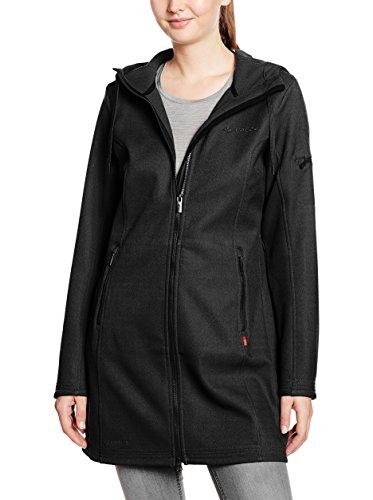 VAUDE Damen Mantel Womens Belize Coat, Black, 38, 05281