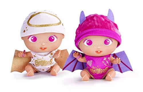 The Bellies - Ropita divertida, disfraz reversible Angelito y Demonio (Famosa 700015207)
