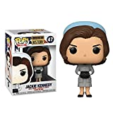 Funko Pop Icons : American History - Jackie Kennedy 3.75inch Vinyl Gift for Character Fans Pop! Multicolor