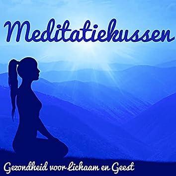 Meditatiekussen - Gezondheid voor Lichaam en Geest, Meditatie Muziek, Geluid Therapie, Natuurlijke e Instrumentale Geluiden