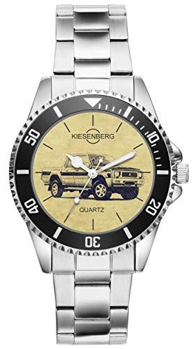KIESENBERG Uhr - Geschenke für Mitsubishi L 200 II Oldtimer Fan 4901