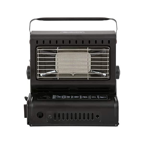 Highlander Portable Compact Lightweight Gas Heater – Ideal for Camping and Fishing 2