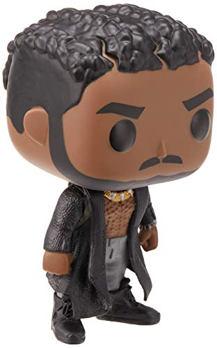 Pop! Bobble: Marvel: Black Panther: Killmonger w/ Scars