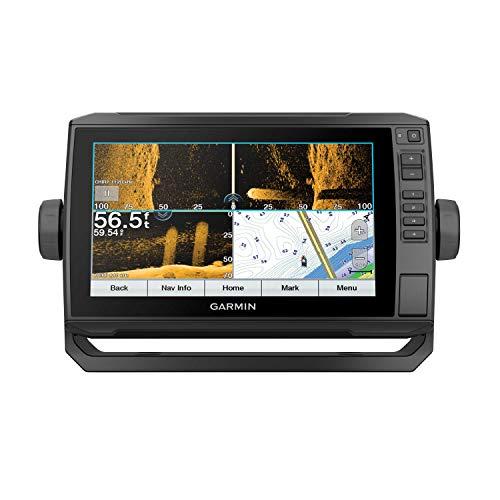 "Garmin ECHOMAP UHD 93sv, 9"" Keyed-Assist Touchscreen Chartplotter with U.S. LakeVü g3 and GT54UHD-TM transducer"