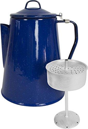 normani Kaffeekanne oder Teekanne mit Percolator Einsatz
