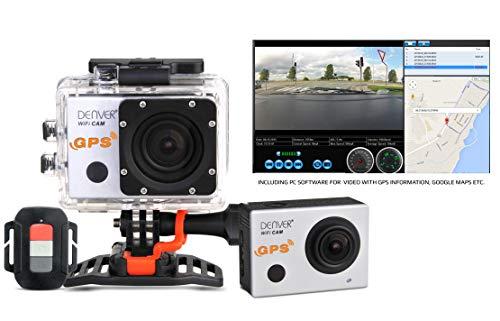 Denver ACG-8050W Full HD cámara para Deporte de acción - Cámara Deportiva