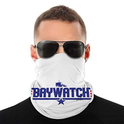 Night-Shop Baywatch Top Gun Logo Variedad Pañuelo en la Cabeza Cubierta de la Cara Magia Sombreros Cuello Polaina Cara Bandana Bufanda