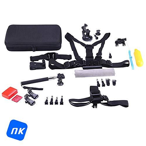NK-KA3100-FO, Kit de Accesorios para Cámara de Acción 44