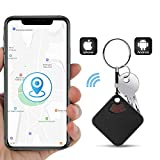 Key Finder, Wireless Phone Finder Rechargeable Bluetooth Smart Tracker,Pets Keychain Wallet Luggage Camera Car Keys Stuff Tracking