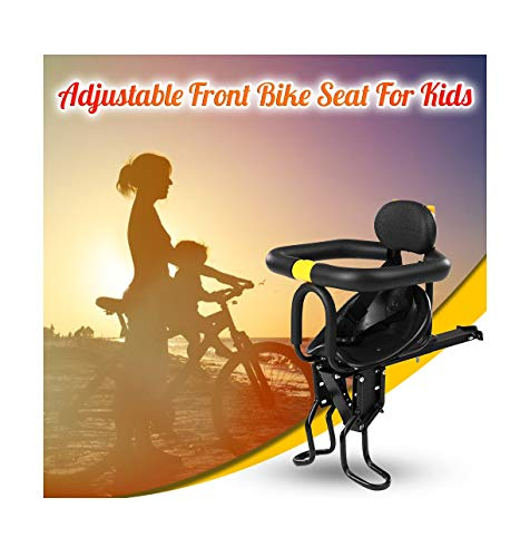 Affordable TIANXIN Kids Bicycle Front Mount Seat, Safety Child Carrier Baby Chair, Saddle with Foot ...