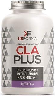 Ke Forma Cla Plus - Acelera la definición Muscular: con CLA, Carnitina y Cromo