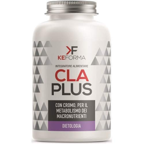 Ke Forma - Cla Plus - Accelera la definizione muscolare: con CLA, Carnitina e Cromo