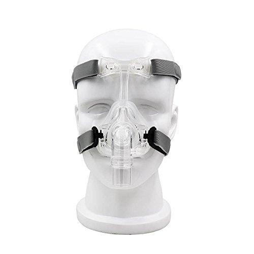 Comfortable Mask Nasal Adjustable with Headgear(M)