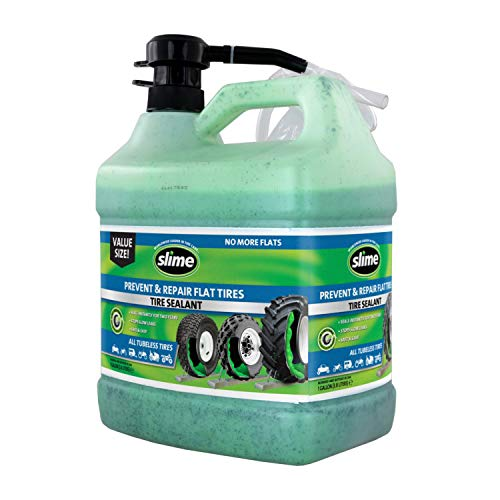 Slime Tire Sealant and Tire Repair 1 Gallon
