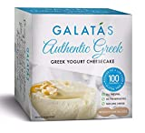 Case of 12 All Natural Authentic Greek Yogurt Cheesecake - only 100 calories