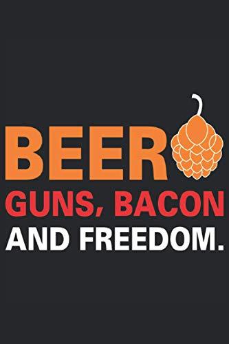 Cuaderno: cerveza, bebedores de cerveza, jardín de cerveza, lúpulo,: 120 páginas rayadas:...