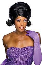 Costume Dream Diva Wig in Black