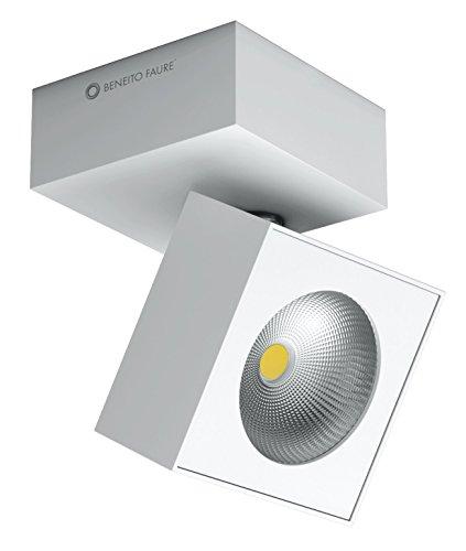 Rubyc 15 W 110 - 240 V 40 LED Citizen di Beneito Faure - 4000 K Bianco naturale, bianco