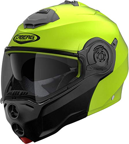 CASCO CABERG DROID HIVIZION YELLOW FLUO M