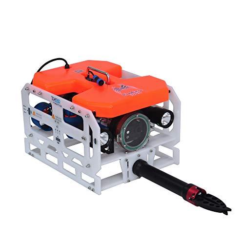 ThorRobotics Drone subacqueo I nuovi droni con videocamera ROV hanno sviluppato King Crab 100X con braccio manipolatore