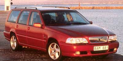 1998 Volvo V70, 5-Door Wagon Automatic Transmission ...
