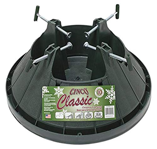 Cinco C-148 Classic Tree Stand For Up To 10' Trees, Medium