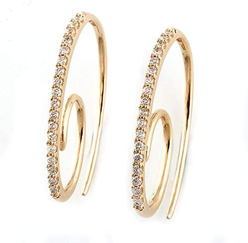 10K NEW Gold White or Yellow 1 Over item handling ☆ 5 SI2-I1 Color G-H Clarity Carat