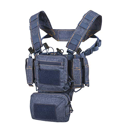 Helikon-Tex Range Line, Training Mini Rig Melange Blue