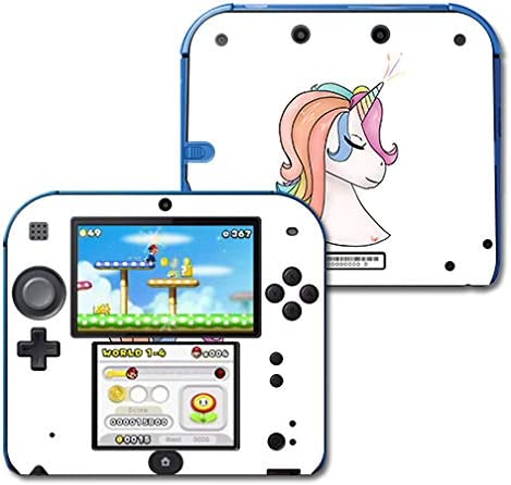 MightySkins Skin Compatible with Year-end gift Nintendo Magic - Unicorn depot 2DS