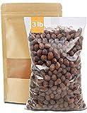 4qt Hydroponic Clay Pebbles, 3 lbs, 8mm-12mm, Toypopor...