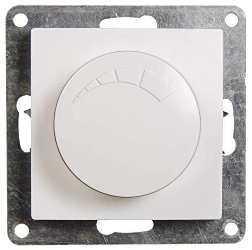 MC POWER - Regulador de intensidad para transformadores electrónicos   FLAIR   250 V ~/300 W, UP, función de memoria.