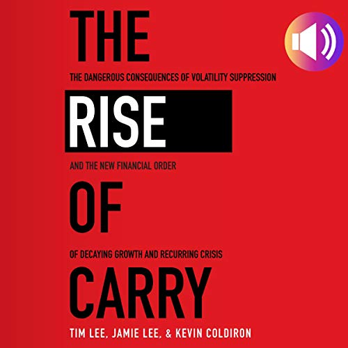 The Rise of Carry audiobook cover art
