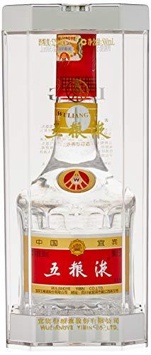 WULIANGYE Weizen/Hirse-Branntwein 52% vol. (1 x 0.5 L)