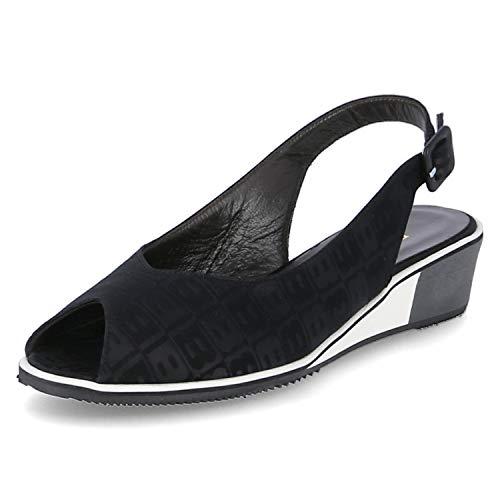 Brunate Sandaletten Größe 38 EU Schwarz (Schwarz)