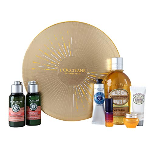 L'Occitane Head-to-toe Beauty Favorites Kit